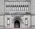 Armagh Roman Catholic Cathedral of St. Patrick South Portal 2013 09 24.jpg