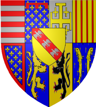 Henry II, Duke of Guise - Coat of Arms of the Dukes of Guise