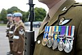 Army Air Corps Soldiers on Parade at Middle Wallop MOD 45153462.jpg