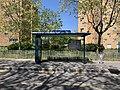 Arrêt Bus Division Leclerc Courtillières Avenue Aimé Césaire - Pantin (FR93) - 2021-04-25 - 2.jpg