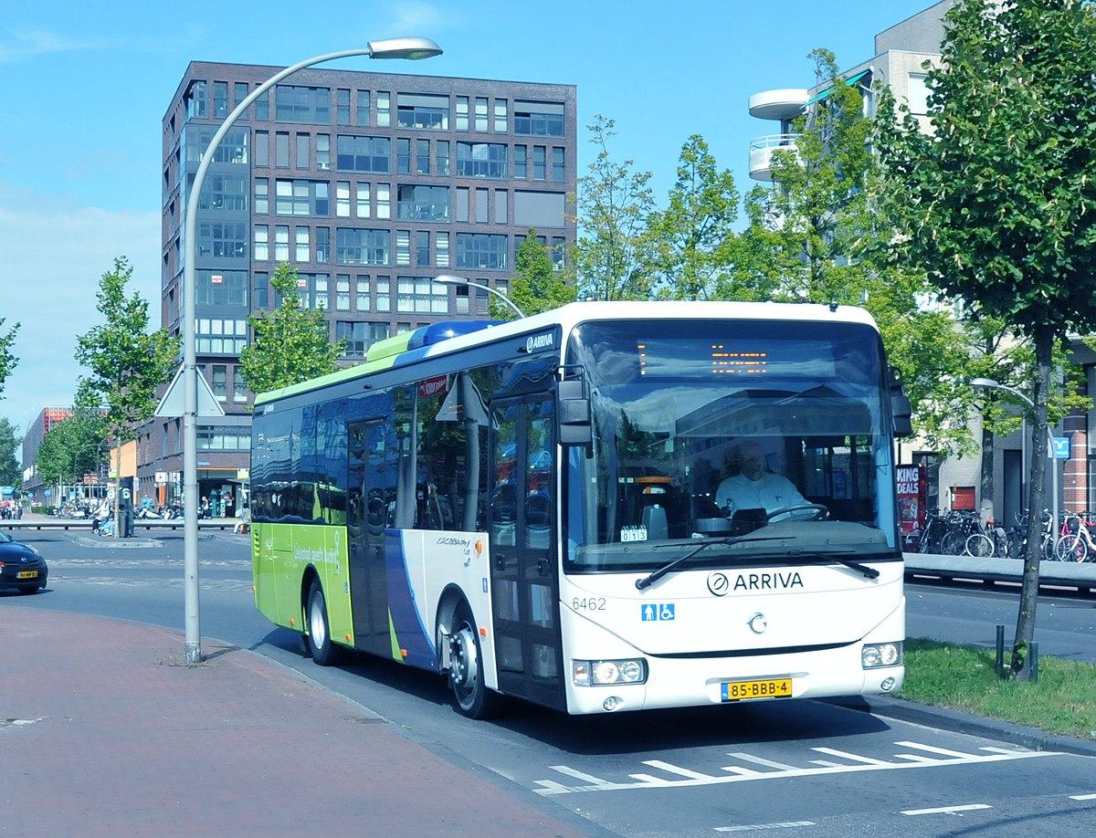 Mercedes Bus Van >> Iveco Bus Crossway - Wikipedia