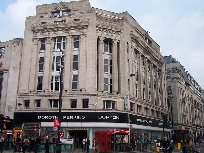 Centros comerciais em Londres