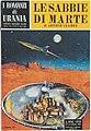 Arthur C. Clarke - Le sabbie di Marte (The Sands of Mars) - I Romanzi di Urania Mondadori 10 ottobre 1952.jpg