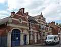 Asfordby St Police Station, North Evington, Leicester, by Wakerley, 1899.jpg