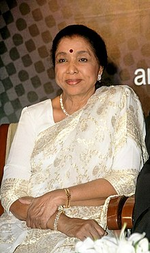 Bhosle in 2008