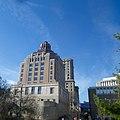Asheville City Hall from Charlotte Street, Asheville, NC (28287225668).jpg