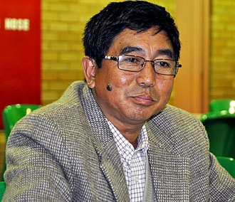 Federal Socialist Forum, Nepal - Ashok Rai, the senior leader of the party.