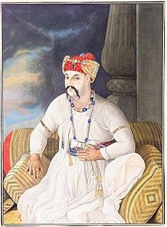 Asaf-ud-Daula Nawab wazir of Oudh