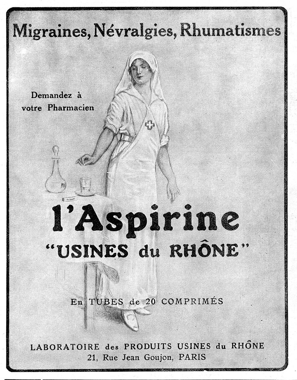 Aspirine-1923