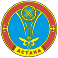 Astana city seal.png