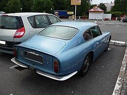 Aston Martin DB6 rear.JPG