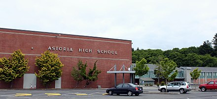 Astoria High School - Astoria Oregon