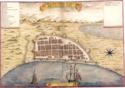Mapa del Callao. (1655)