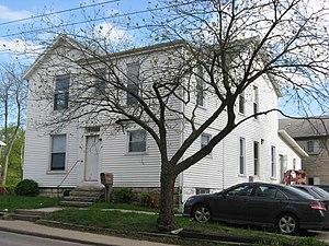 Carl H. Eigenmann - Eigenmann's house in Bloomington