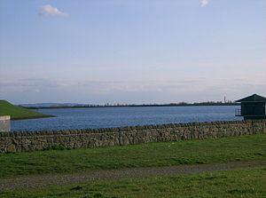Audenshaw - Audenshaw Reservoir