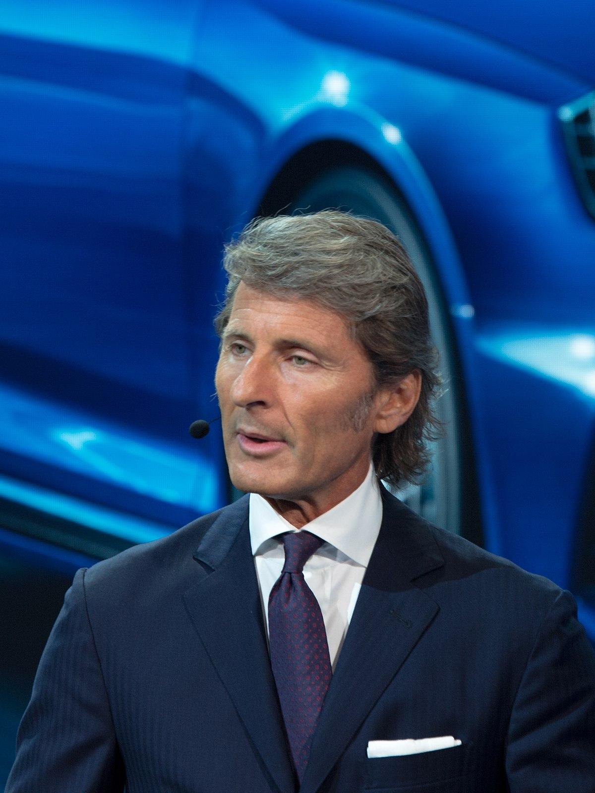 S And S Auto Sales >> Stephan Winkelmann - Wikipedia