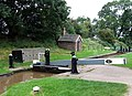 Audlem Locks No 4, Shropshire Union Canal, Cheshire - geograph.org.uk - 580005.jpg