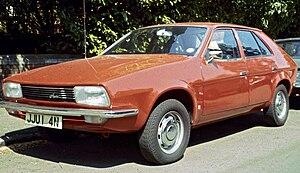 British Leyland - 1975 Austin 1800