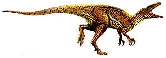 Megaraptora - Image: Australovenator