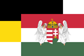 Austria-Hungary - hybrid flag.png