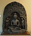 Avalokitesvara - Circa 11th Century AD - Kurkihar - Bihar - Indian Museum - Kolkata 2012-11-16 2080.JPG