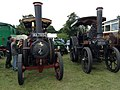 Aveling & Porter traction engine; McLaren traction engine (15287398910).jpg
