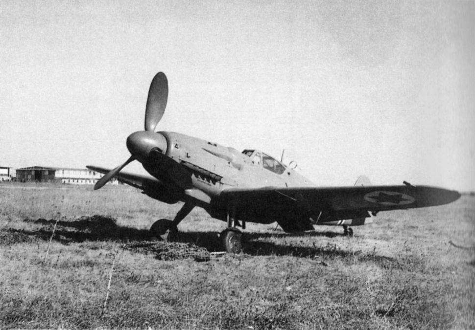 Avia S-199 in June 1948 (Israeli Air Force)