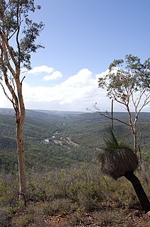 Avon Valley National Park Protected area in Western Australia