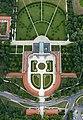 Az Esterházy-kastély parkja felülnézetből.jpg