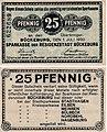 Bückeburg - 25Pf. 1920.jpg