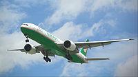 B-16706 - B77W - Community Express Airlines