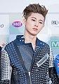 B.I - 2016 Gaon Chart K-pop Awards red carpet.jpg