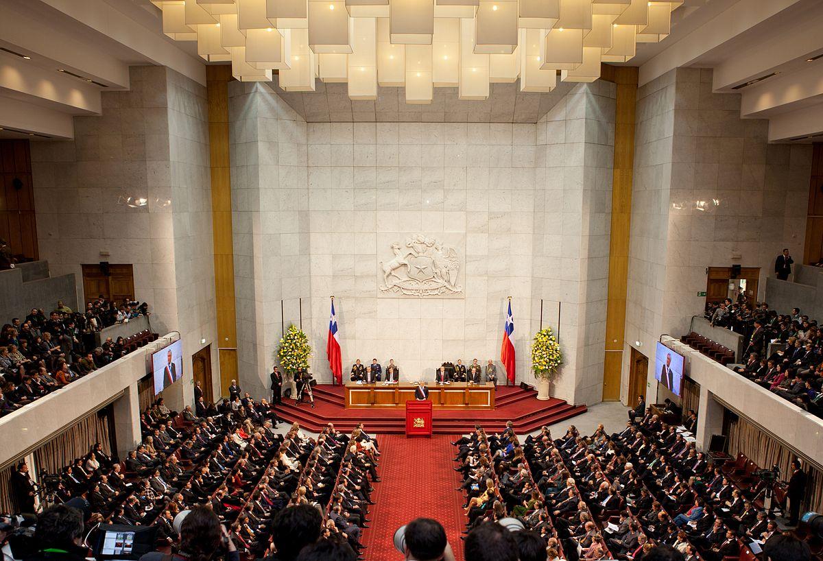 Congreso Nacional de Chile - Wikipedia, la enciclopedia libre