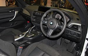 BMW 2 Series (F22) - 220i interior