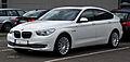 BMW 5er GT (F07) – Frontansicht, 17. Juni 2012, Düsseldorf.jpg