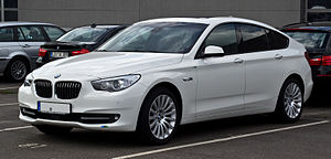 BMW 5 Series (F10) - 5 Series Gran Turismo- front