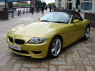 BMW M Coupé and Roadster - 2006-2008 Z4 M Roadster