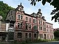 Bad Blankenburg - ehem. Hotel Chrysopras - Südost-Fassade von Süden.jpg