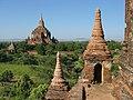 Bagan, Myanmar, Htilominlo Buddhist Temple.jpg