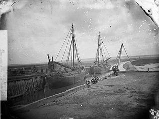 Bagillt harbour