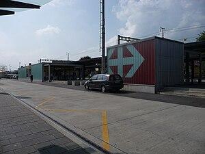 Affoltern am Albis railway station - Image: Bahnhof Affoltern am Albis 5