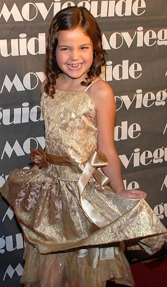 Bridge to Terabithia (2007 film) - Bailee Madison was cast as May Belle Aarons.