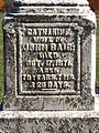 Bair (Catharina), Brush Creek Cemetery, 2015-10-26, 01.jpg