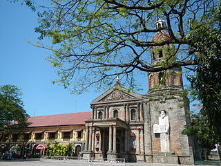 Saint Augustine Parish Church (Baliuag) Church in Bulacan, Philippines