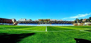 Banants Stadium - Image: Banants stadium Yerevan, general view, 3 Oct. 2015