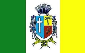 Palmeira dos Índios - Image: Bandeira palmeiradosindios