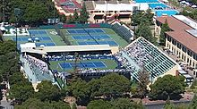 Bank of the West Classic Tennis Tournament 2015 Finals Match