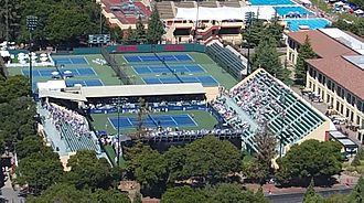 Silicon Valley Classic - Bank of the West Classic Tennis Tournament 2015 Finals Match