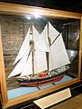 Banks Schooner Model - Maritime Museum of the Atlantic - Halifax, Nova Scotia - Canada.jpg
