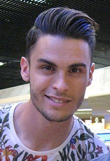 Baptiste Giabiconi French singer and model